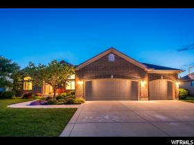 Home for sale at 10465 N Canterbury Pl, Highland, UT  84003. Listed at 474900 with 5 bedrooms, 3 bathrooms and 4,168 total square feet