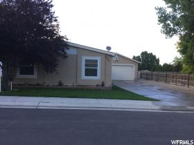 Home for sale at 3676 W 8420 South, West Jordan, UT 84088. Listed at 184700 with 4 bedrooms, 2 bathrooms and 1,782 total square feet