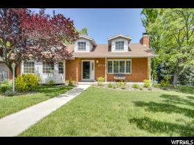 Home for sale at 8338 S Mesa Dr, Sandy, UT  84093. Listed at 420000 with 5 bedrooms, 4 bathrooms and 3,360 total square feet