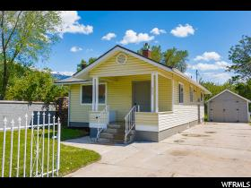 Home for sale at 635 E Cross, Ogden, UT 84404. Listed at 149900 with 3 bedrooms, 1 bathrooms and 1,760 total square feet