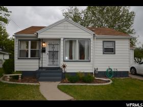 Home for sale at 613 S Maple, Clearfield, UT 84015. Listed at 154900 with 3 bedrooms, 2 bathrooms and 1,436 total square feet