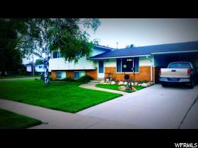 Home for sale at 4291 S 800 West, Riverdale, UT 84405. Listed at 184900 with 4 bedrooms, 2 bathrooms and 2,204 total square feet