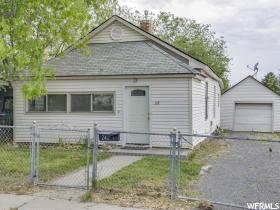 Home for sale at 245 N 4 East, Tooele, UT 84074. Listed at 129900 with 2 bedrooms, 1 bathrooms and 1,090 total square feet