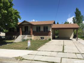 Home for sale at 245 E 300 North, Ephraim, UT  84627. Listed at 171000 with 4 bedrooms, 2 bathrooms and 2,268 total square feet