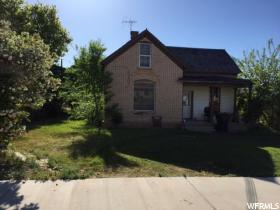 Home for sale at 44 N 100 East, Richfield, UT  84701. Listed at 79900 with 3 bedrooms, 1 bathrooms and 1,353 total square feet