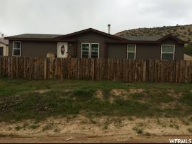 Home for sale at 85 N 400 West, Manila, UT  84046. Listed at 153000 with 4 bedrooms, 2 bathrooms and 1,512 total square feet