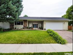Home for sale at 3935 S 2000 East, Salt Lake City, UT  84124. Listed at 567000 with 5 bedrooms, 4 bathrooms and 3,583 total square feet