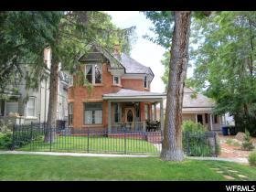 Home for sale at 76 N I St, Salt Lake City, UT  84103. Listed at 589000 with 4 bedrooms, 3 bathrooms and 2,721 total square feet