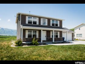 Home for sale at 3281 S 1600 West, Nibley, UT  84321. Listed at 224900 with 4 bedrooms, 3 bathrooms and 2,006 total square feet