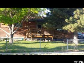 Home for sale at 335 W Durfee, Grantsville, UT 84029. Listed at 174900 with 4 bedrooms, 2 bathrooms and 1,856 total square feet