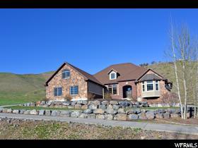 Single Family Home for Sale at 4106 N SUMMER RIDGE Road Morgan, Utah 84050 United States