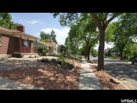 Home for sale at 2195 S Broadmoor St, Salt Lake City, UT  84109. Listed at 324900 with 4 bedrooms, 2 bathrooms and 1,664 total square feet