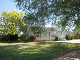 Home for sale at 2539 W 1000 North, Maeser, UT 84078. Listed at 159900 with 3 bedrooms, 2 bathrooms and 1,296 total square feet