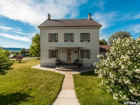 Home for sale at 46 W 100 South, Coalville, UT 84017. Listed at 225000 with 3 bedrooms, 2 bathrooms and 2,304 total square feet