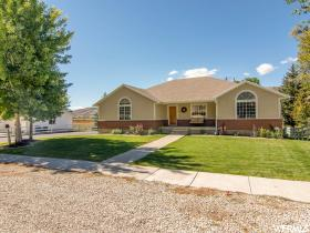 Home for sale at 466 S Main, Coalville, UT  84017. Listed at 370000 with 4 bedrooms, 3 bathrooms and 3,403 total square feet