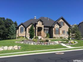 Home for sale at 10518 N Owl Cir #320, Highland, UT 84003. Listed at 895000 with 8 bedrooms, 6 bathrooms and 6,310 total square feet