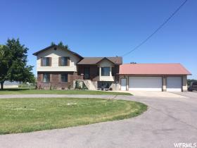 Home for sale at 3384 S Main St, Nibley, UT  84321. Listed at 272900 with 4 bedrooms, 3 bathrooms and 2,788 total square feet