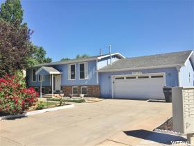 Home for sale at 393 E 700 North, Roosevelt, UT  84066. Listed at 174900 with 4 bedrooms, 2 bathrooms and 2,016 total square feet