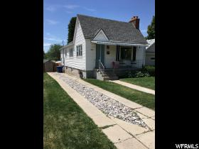 Home for sale at 1000 S 1100 East, Salt Lake City, UT  84105. Listed at 375900 with 3 bedrooms, 2 bathrooms and 1,936 total square feet