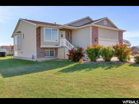 Home for sale at 6242 W 5950 South, Hooper, UT  84315. Listed at 317500 with 4 bedrooms, 2 bathrooms and 2,524 total square feet
