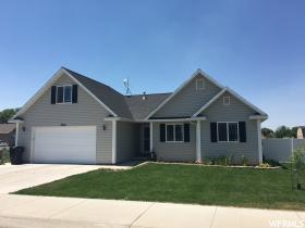 Home for sale at 740 S 500 East, Roosevelt, UT  84066. Listed at 205000 with 4 bedrooms, 2 bathrooms and 1,703 total square feet