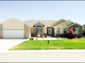 Home for sale at 154 E 350  North, Aurora, UT  84620. Listed at 239900 with 4 bedrooms, 4 bathrooms and 4,555 total square feet