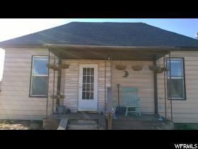 Home for sale at 309 N 100 East, Roosevelt, UT  84066. Listed at 89900 with 2 bedrooms, 1 bathrooms and 870 total square feet