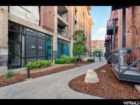 Home for sale at 328 W 200 South #607, Salt Lake City, UT  84101. Listed at 669900 with 1 bedrooms, 2 bathrooms and 1,873 total square feet