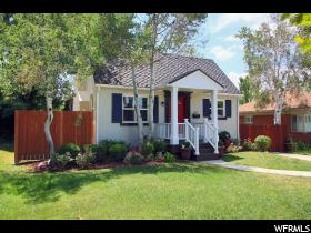 Home for sale at 1372 E Crandall Ave, Salt Lake City, UT  84106. Listed at 329000 with 2 bedrooms, 2 bathrooms and 1,360 total square feet
