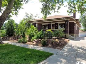 Home for sale at 1288 E Crystal, Salt Lake City, UT  84106. Listed at 479900 with 3 bedrooms, 2 bathrooms and 2,815 total square feet