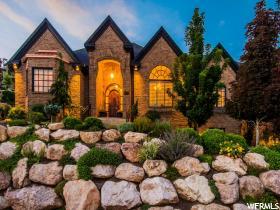 Casa Unifamiliar por un Venta en 1384 E ELK HOLLOW Road North Salt Lake, Utah 84054 Estados Unidos