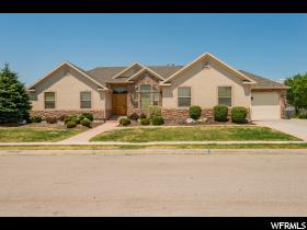 Home for sale at 5884 W Canterbury Park Cir, Highland, UT 84003. Listed at 619000 with 5 bedrooms, 5 bathrooms and 5,154 total square feet