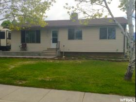 Home for sale at 348 S Belaire Cir, Grantsville, UT 84029. Listed at 174900 with 4 bedrooms, 1 bathrooms and 2,114 total square feet