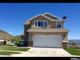 Home for sale at 830 N Great View Dr, Morgan, UT  84050. Listed at 239900 with 3 bedrooms, 3 bathrooms and 2,375 total square feet