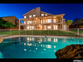 MLS #1390565 for sale - listed by Bob Richards, Keller Williams Realty St George (Success)