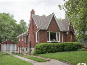 Home for sale at 2690 S Alden St, Salt Lake City, UT  84106. Listed at 379000 with 3 bedrooms, 2 bathrooms and 1,816 total square feet