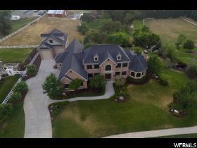 独户住宅 为 销售 在 1187 S NORTH POND Circle 梅普尔顿, 犹他州 84664 美国