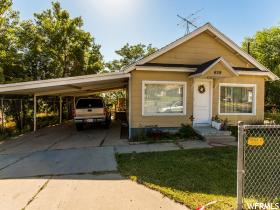 Home for sale at 659 N Washington Blvd, Harrisville, UT  84404. Listed at 124500 with 3 bedrooms, 1 bathrooms and 1,488 total square feet