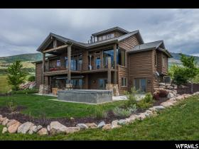 Home for sale at 3631 E Middle Fork Rd, Eden, UT  84310. Listed at 695000 with 4 bedrooms, 4 bathrooms and 3,206 total square feet