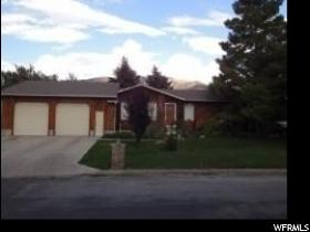Home for sale at 286  Scenic View Dr, Hyrum, UT 84319. Listed at 170000 with 4 bedrooms, 2 bathrooms and 2,016 total square feet