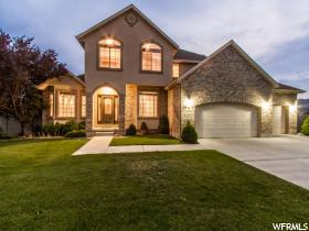 Home for sale at 5834 W 11200 North, Highland, UT 84003. Listed at 549900 with 5 bedrooms, 4 bathrooms and 4,418 total square feet