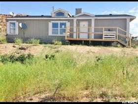 Home for sale at 7958 W 2000 North, Roosevelt, UT  84066. Listed at 88000 with 3 bedrooms, 2 bathrooms and 1,344 total square feet