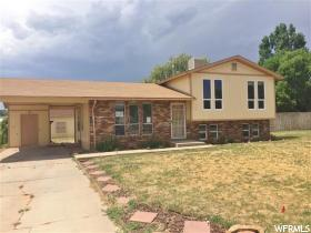 Home for sale at 175 N 400 West, Roosevelt, UT  84066. Listed at 110000 with 4 bedrooms, 2 bathrooms and 1,485 total square feet