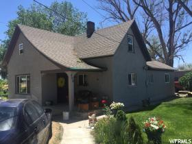 Home for sale at 409 W 100 South, Ephraim, UT  84627. Listed at 184900 with 4 bedrooms, 1 bathrooms and 1,932 total square feet