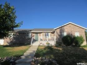 Home for sale at 1264 N 475 East, Nephi, UT 84648. Listed at 238800 with 4 bedrooms, 3 bathrooms and 2,978 total square feet