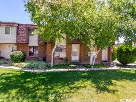 Home for sale at 3937 S Lamplighter Way #23, Riverdale, UT 84405. Listed at 99900 with 2 bedrooms, 2 bathrooms and 1,110 total square feet