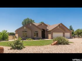 Single Family Home for Sale at 829 N OLD FARMS Road Dammeron Valley, Utah 84783 United States