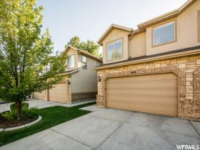 Home for sale at 4676 S Garden Springs Ln, Holladay, UT  84117. Listed at 385000 with 3 bedrooms, 3 bathrooms and 2,350 total square feet