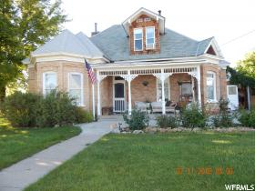 Home for sale at 215 E 200 South, Nephi, UT 84648. Listed at 200000 with 4 bedrooms, 2 bathrooms and 2,383 total square feet