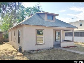 Home for sale at 320 N State St, Roosevelt, UT  84066. Listed at 55000 with 3 bedrooms, 1 bathrooms and 1,084 total square feet